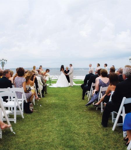 Real Weddings News: Real New England Weddings: Newport, R.I.