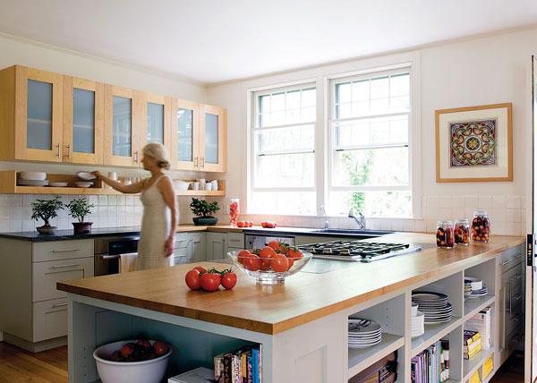 Kitchens Storage Savvy Boston Magazine