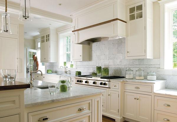 Kitchens Classic Clean Boston Magazine