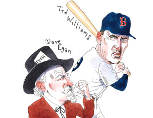 Boston's Best Feuds