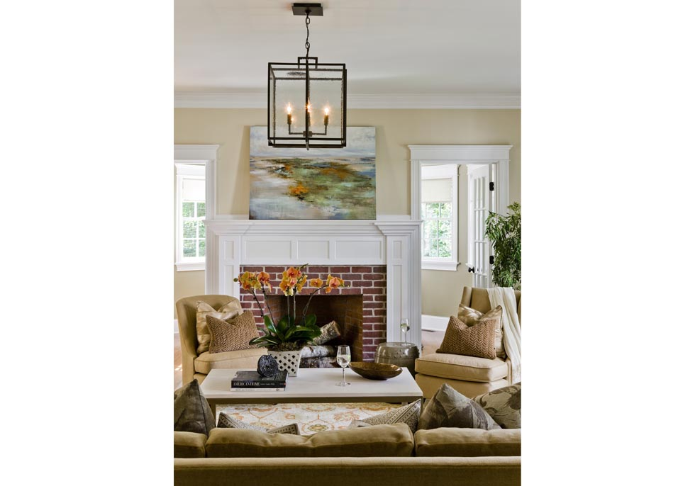 New England Living Room Decor: Home Design Interior: New England Design Style, By (Old