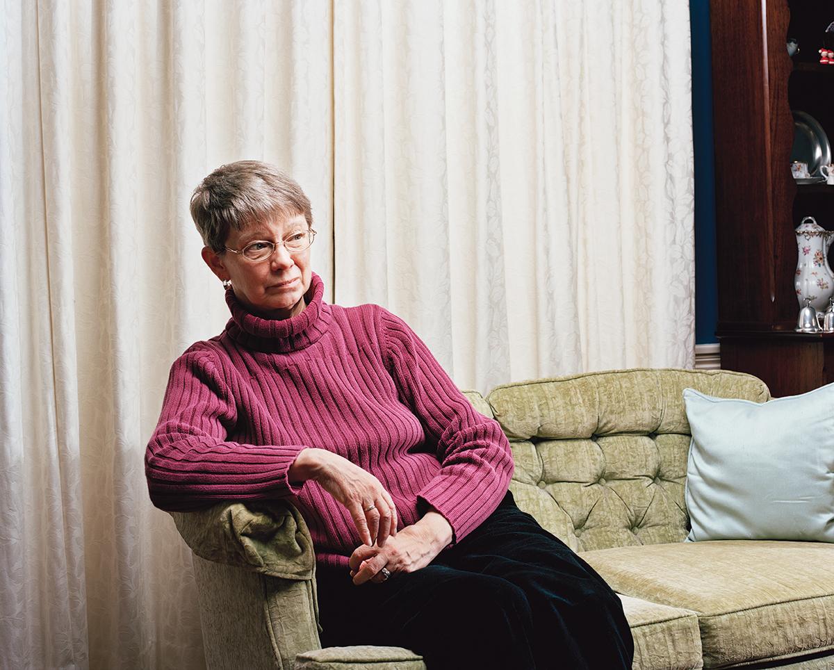 Lynn Moulton. Photograph by Guido Vitti.