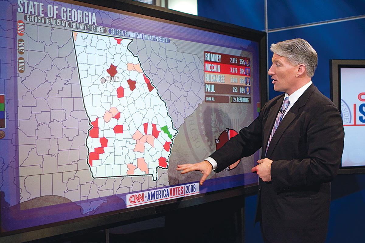 Photograph courtesy of CNN