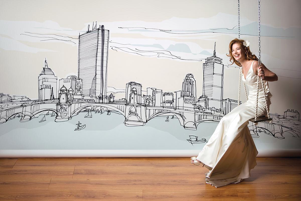 boston wedding dresses