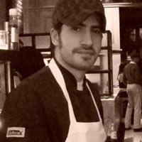 Chef Marco Suarez of Bon Savor.