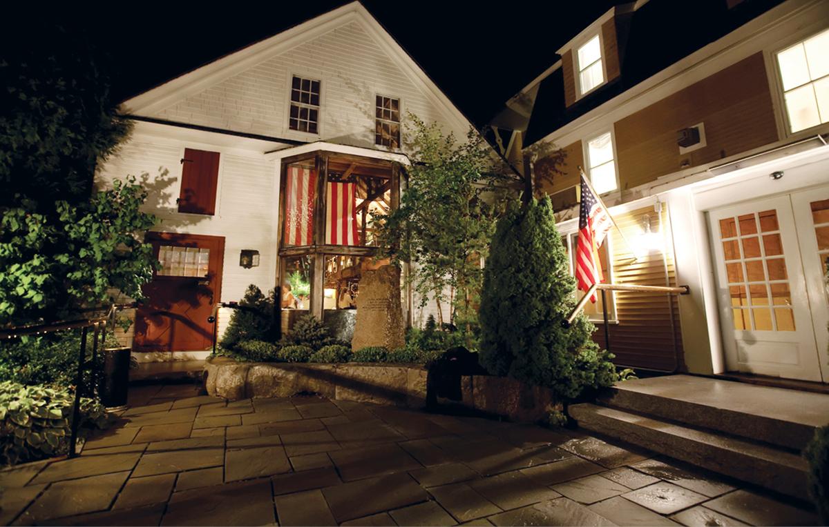 New England wedding locations