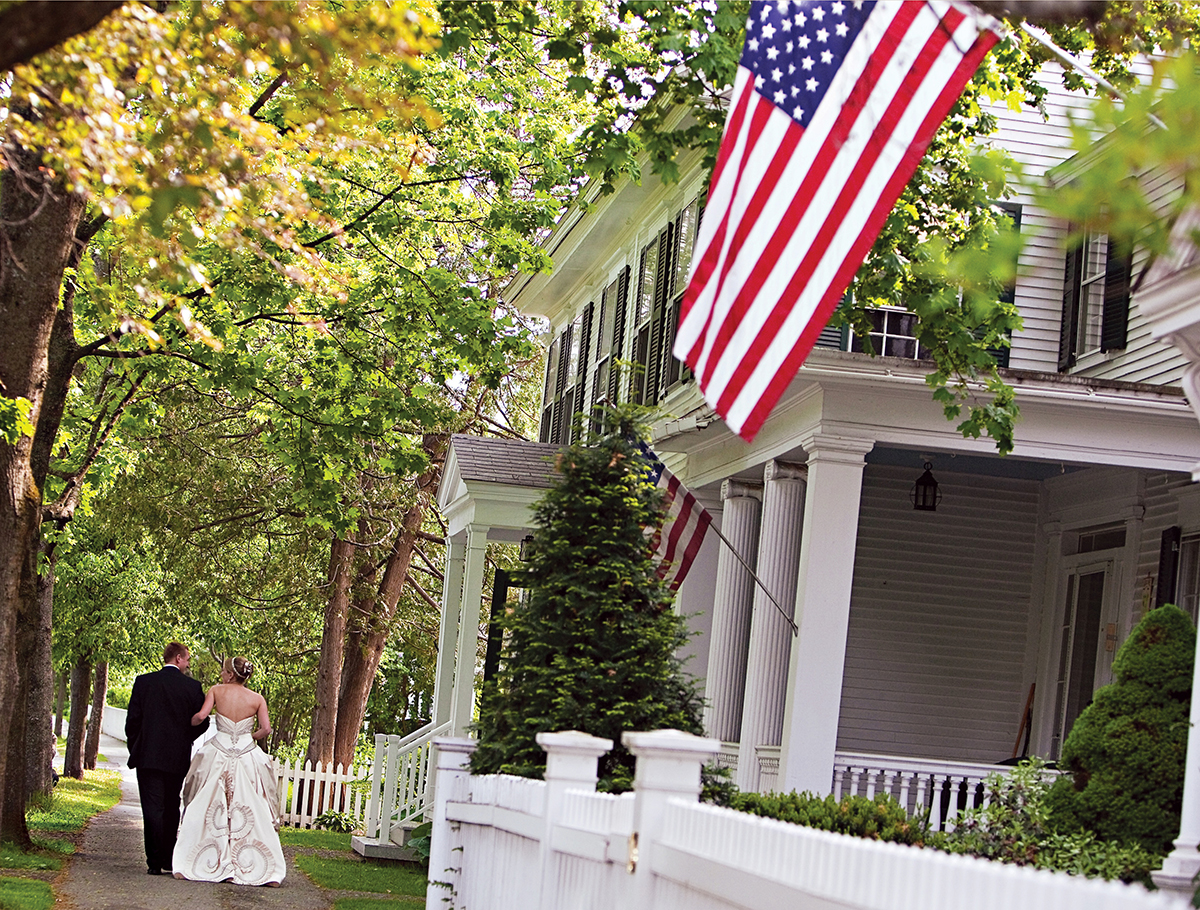 New England wedding locations