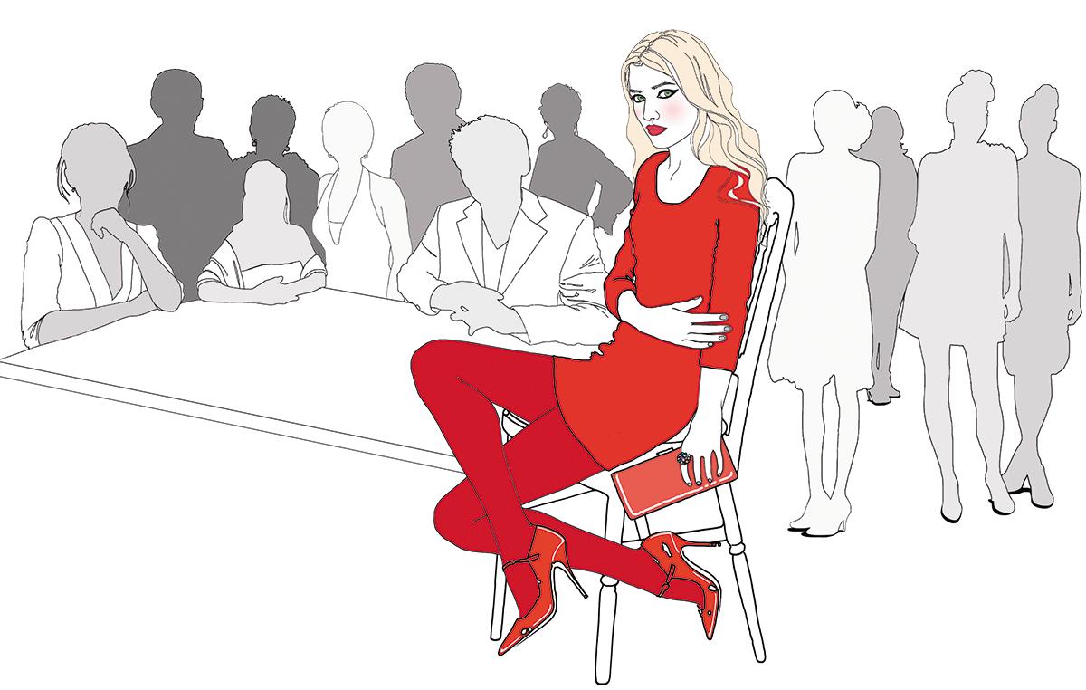 Fashion Masochist Scarlet Fever