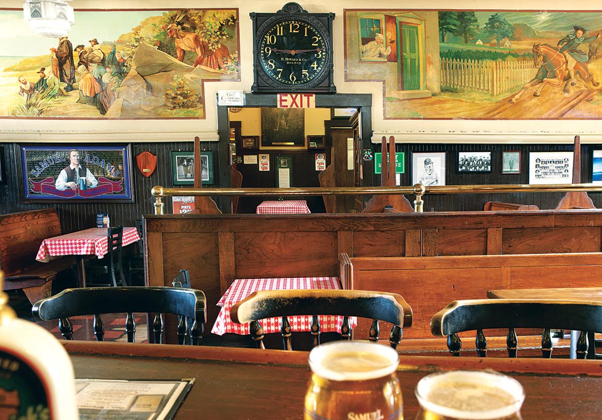 Snapshot Doyles Cafe