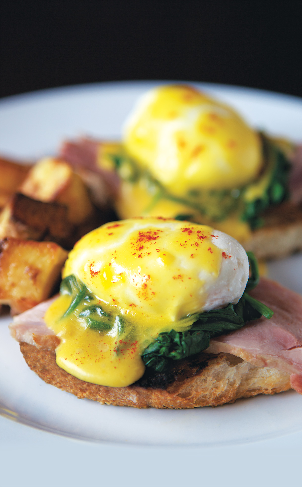 The Ultimate Eggs Benedict