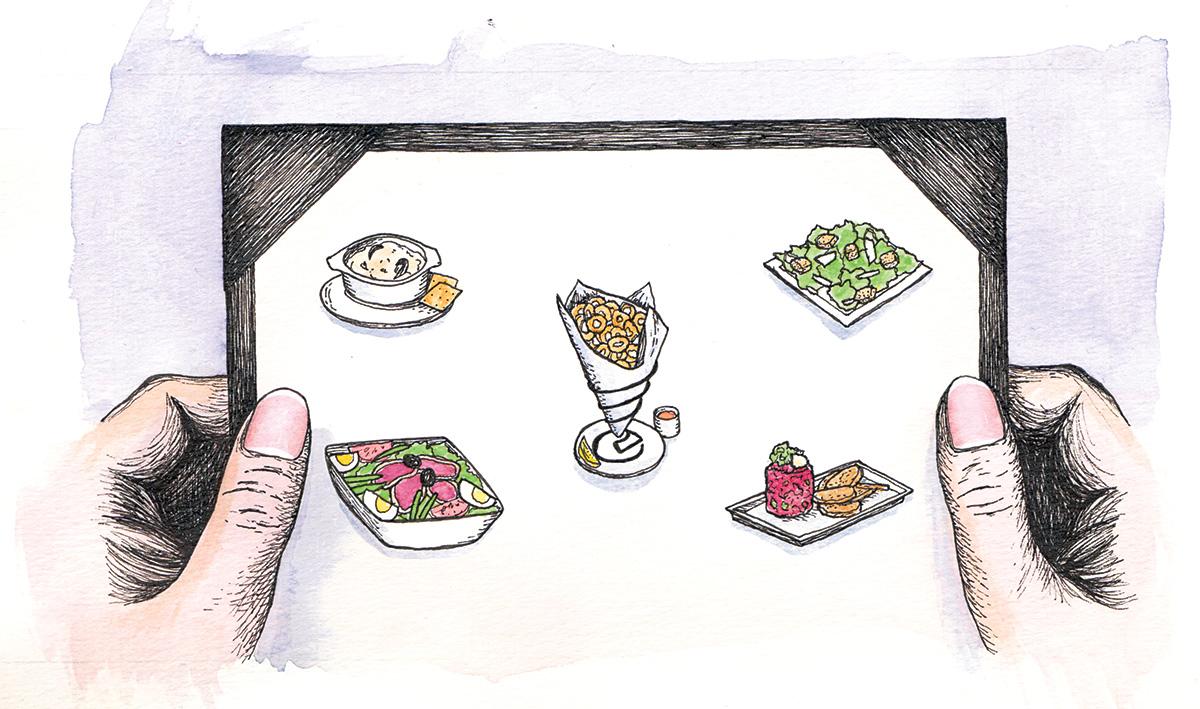 Tastemaking The Overprotective Menu