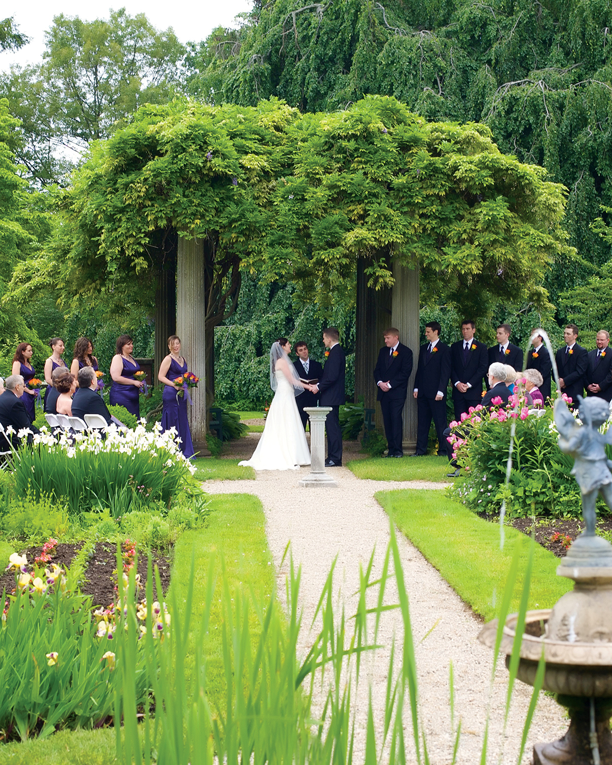picture perfect wedding venues