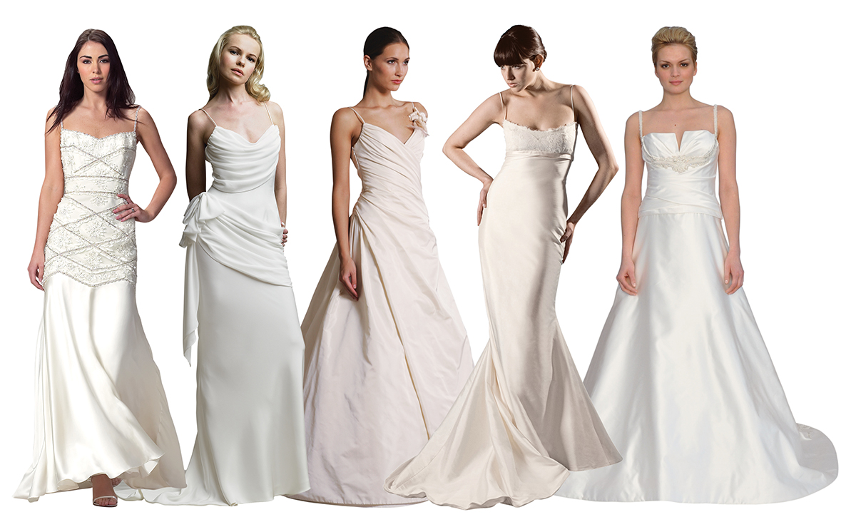 gown trends fall/winter 2010