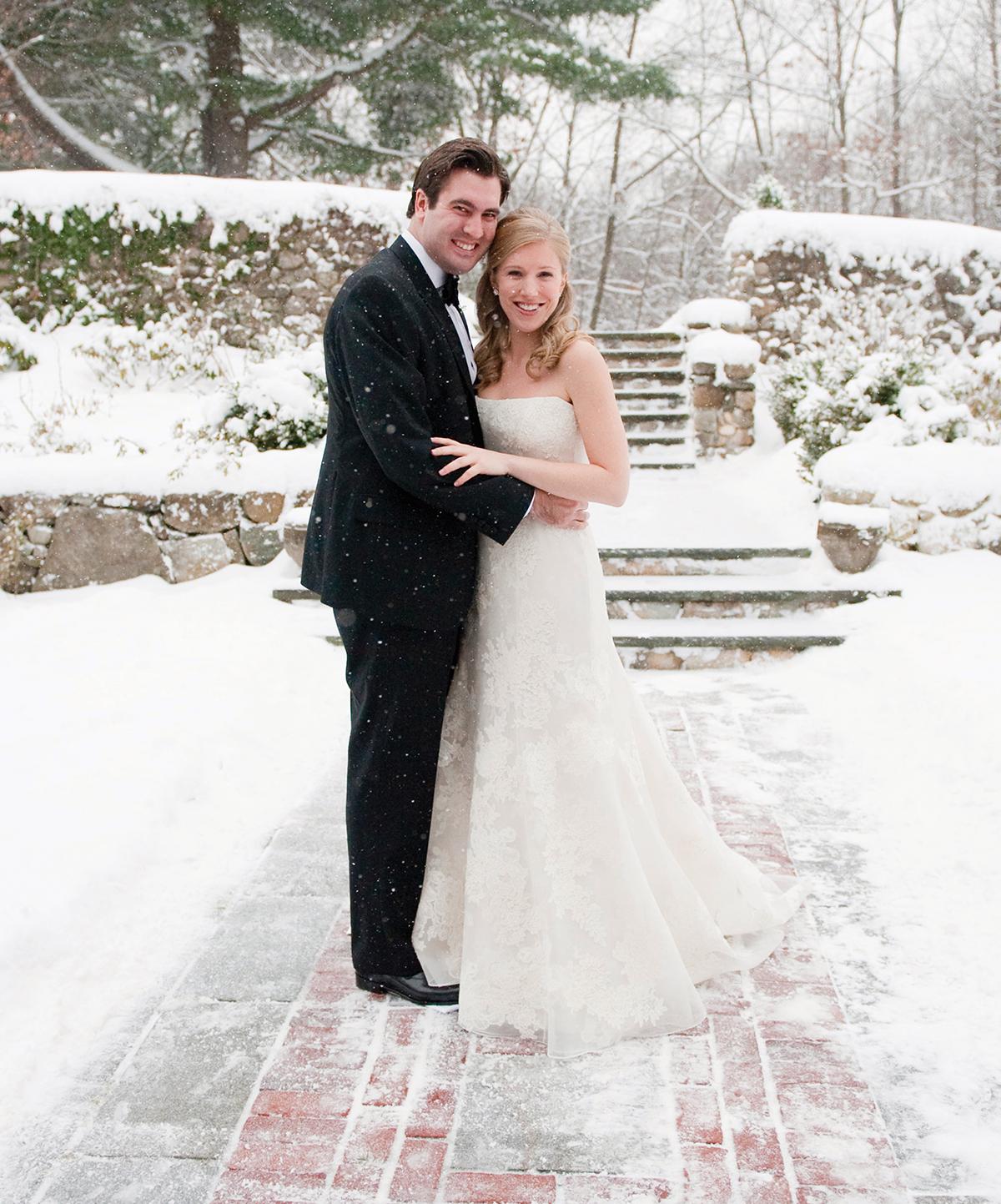 Real New England Weddings: Lauren Deysher & Paul Gojkovich