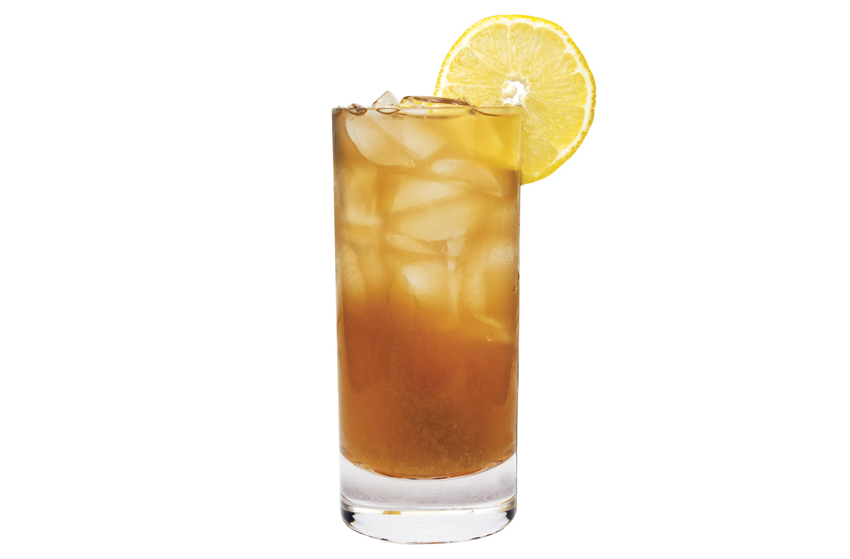 Long Island Iced Tea, The Franklin Cafe | Boston Magazine