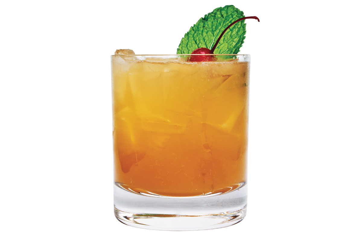 Jerry rum highland kitchen s mai tai especially when made by bar