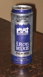 Iron Mike Pale Ale