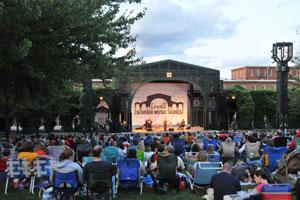 Lowell Summer Music Festival