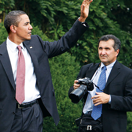 Barack Obama, Pete Souza