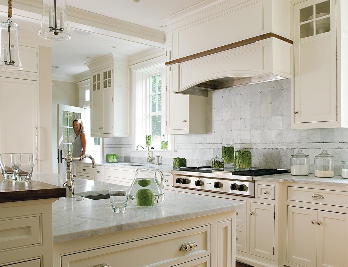 Kitchens: Classic Clean – Boston Magazine