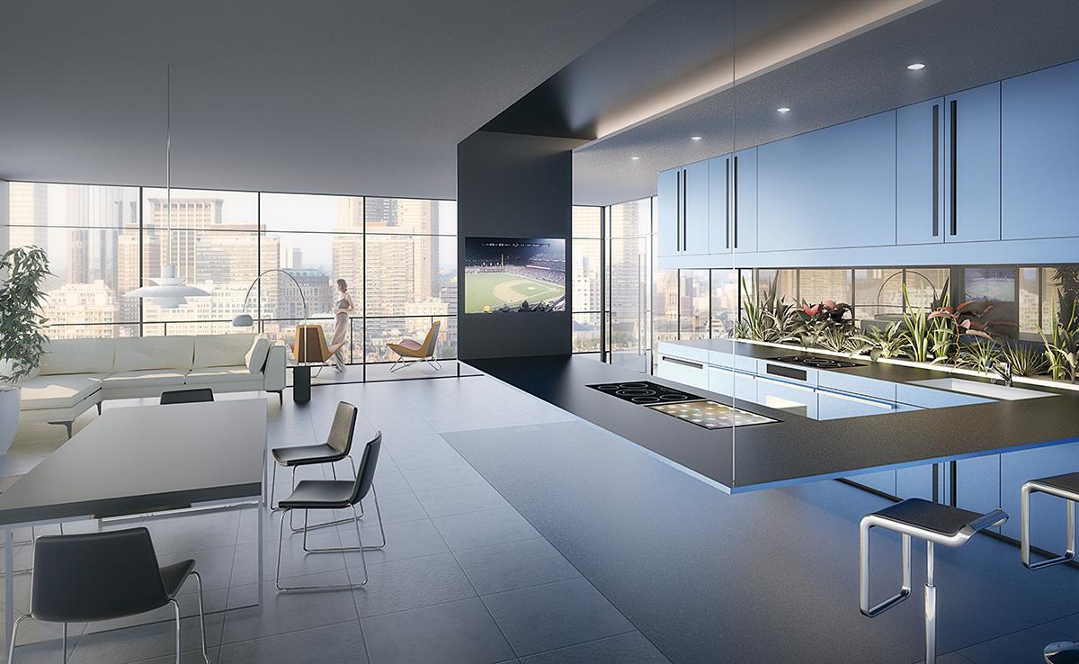 Delightful Culinary VisionCulinary Vision Kitchen Of The Future Boston Magazine. Vision  Kitchen Design. Modern Home