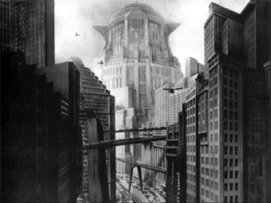 4. Metropolis. Fritz Lang's 1927 fascinating vision of a future city. Haunting, bizarre, uncanny.