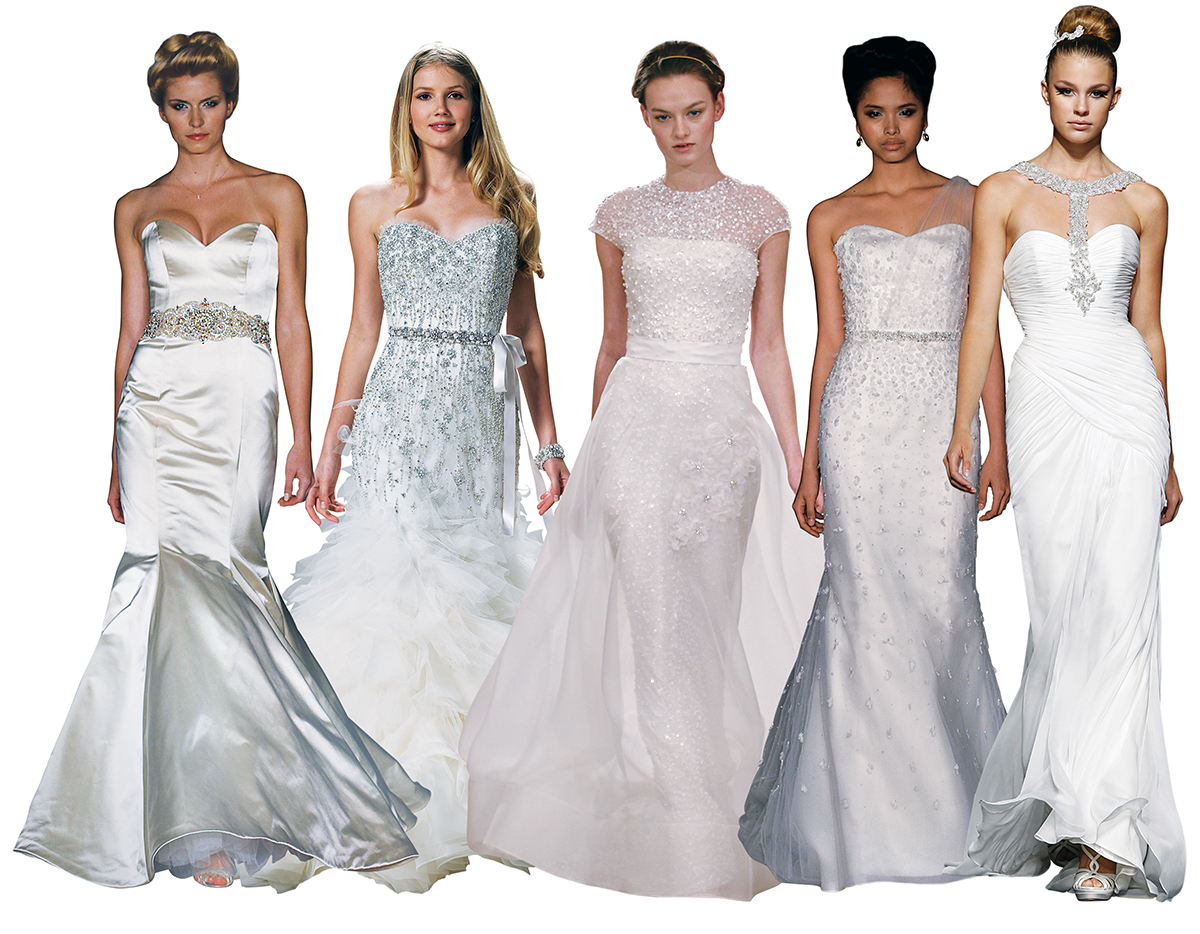 wedding gown trends spring summer 2012