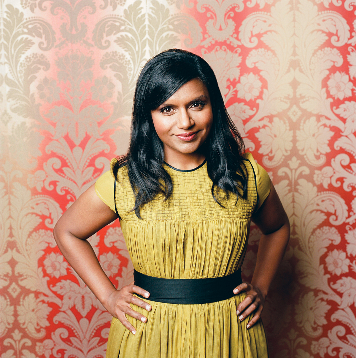 Interview With Mindy Kaling Of 'The Office