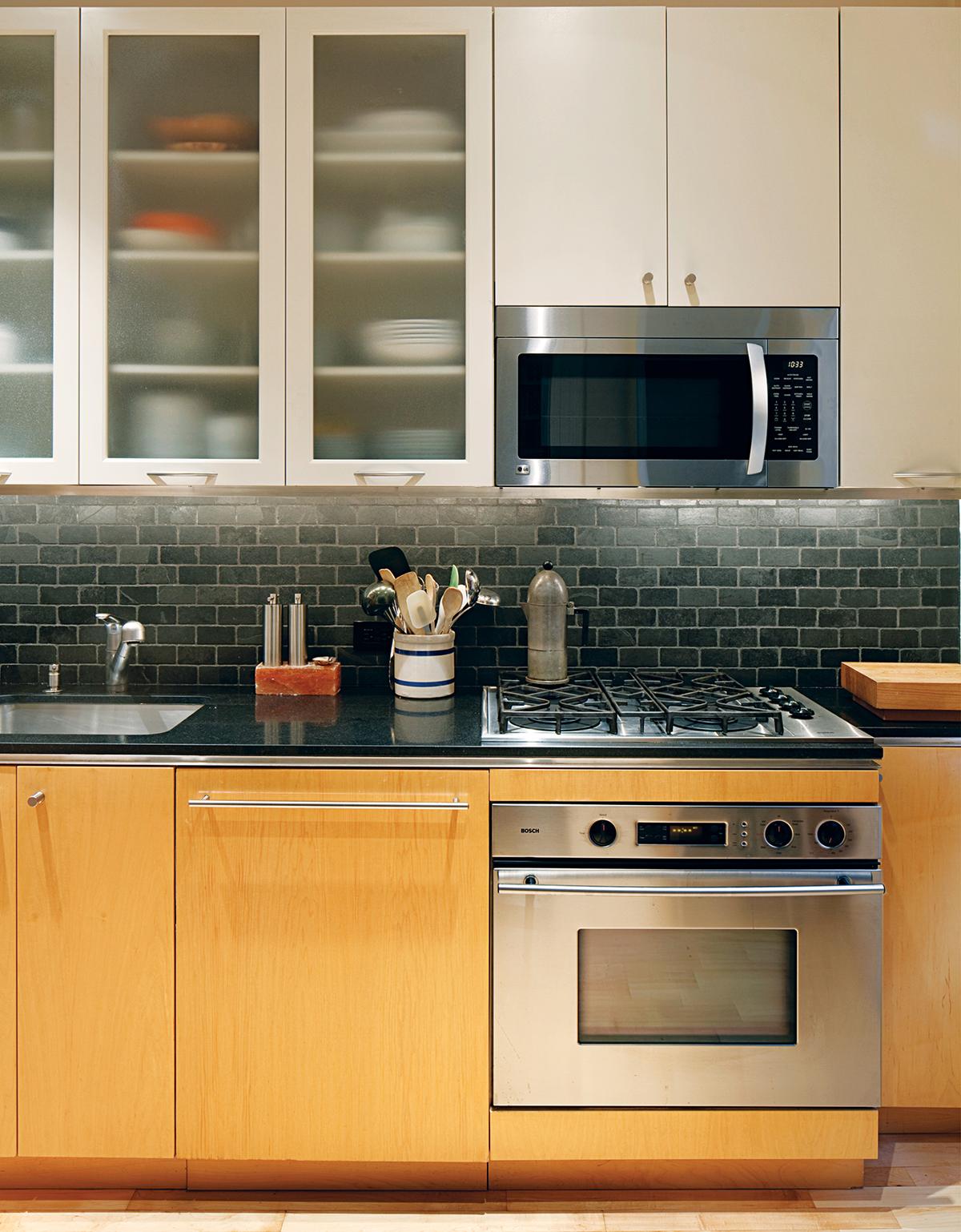 current exhibit kitchen