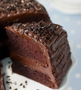 Chocolate Cake for Breakfast?