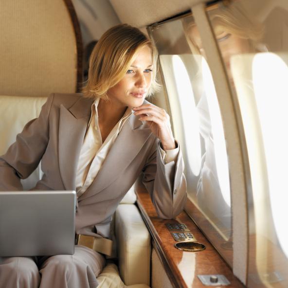 Southwest US Airways traveler
