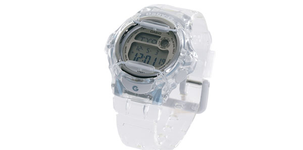 "Casio ""Baby-G"" resin watch"