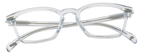 "Salt ""Yates"" acetate eyeglasses"