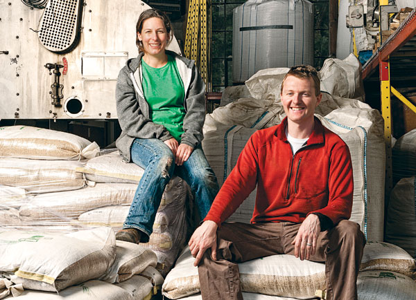 Valley Malt is bringing local grains back to New England's craft beer.