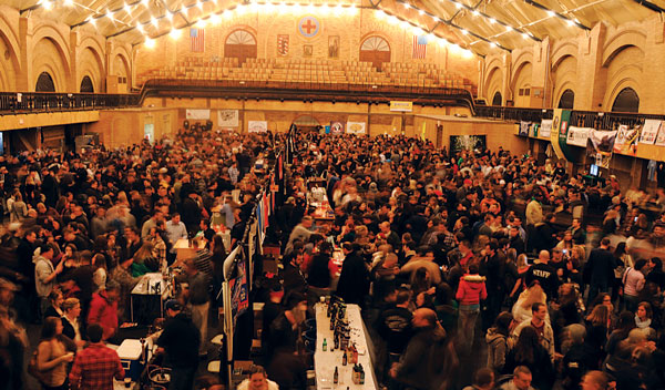 Winter Jubilee, Boston Beer Events