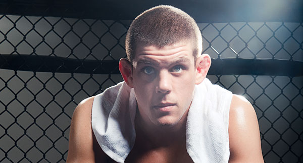 MMA fighter Joe Lauzon