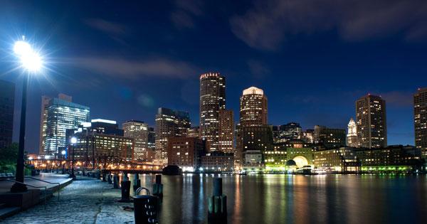 Boston, Massachusetts per Will Rondo