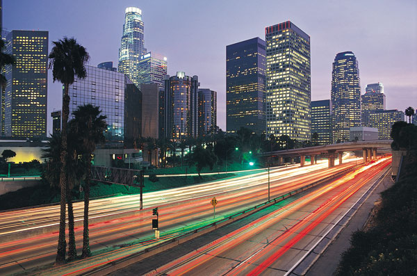 Los Angeles, California, per Will Rondo