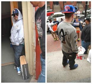 sneaker waiting