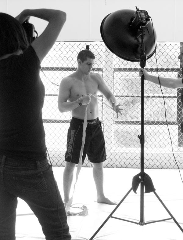 Joe Lauzon MMA