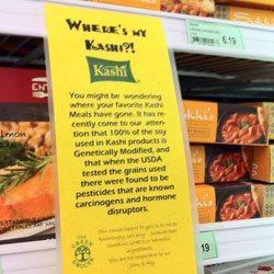 GMO, Organic, Natural Food