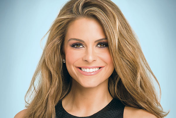 Maria Menounos of Dancing with the Stars