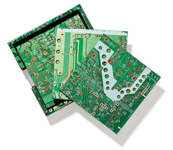 motherboard coasters