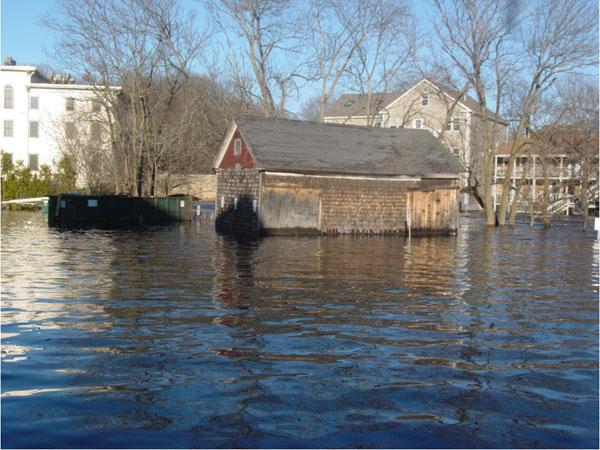 Ipswich flood