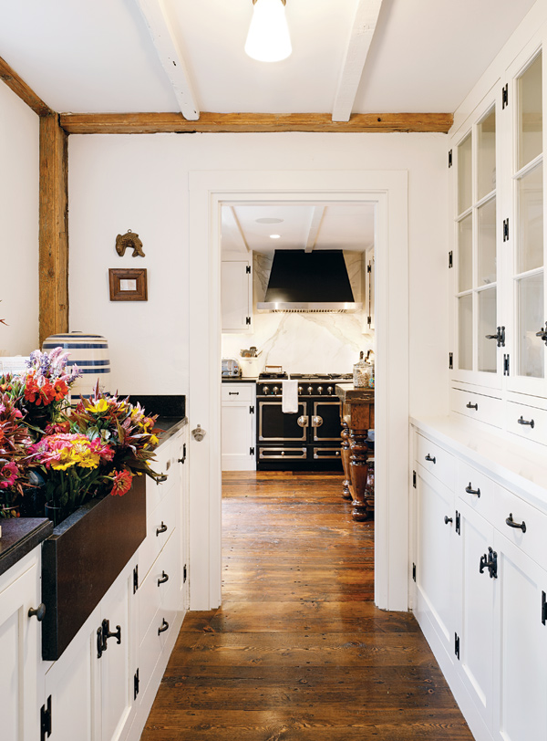 nantucket kitchen