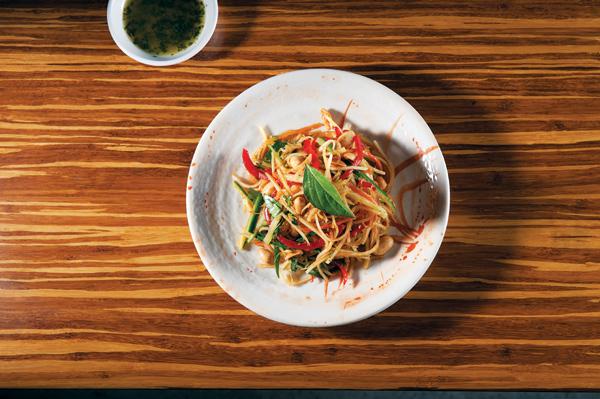 noodle plate