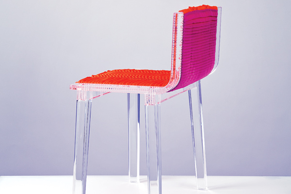 debra folz south end design chair