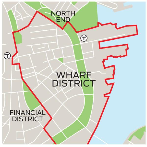 wharf district