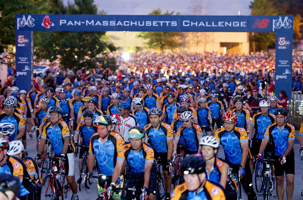 Massachsetts Bike Challenge