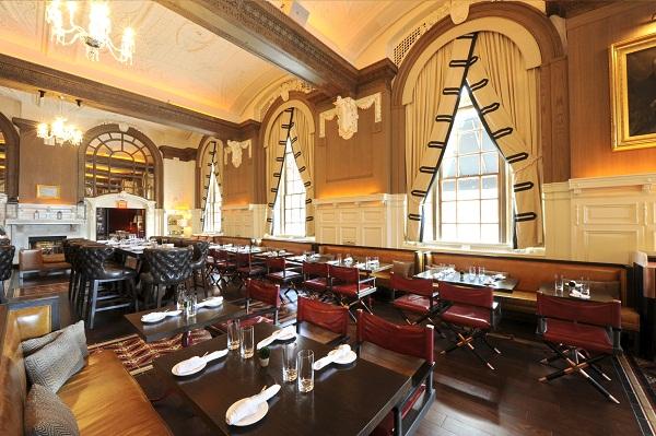 Oak Long Bar And Kitchen Menu